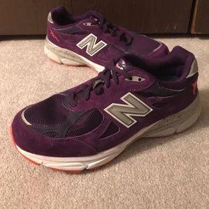 "New Balance 990 V3 ""Boston Marathon 2013"""